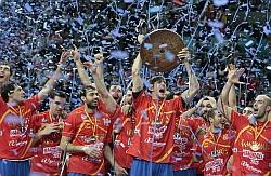 WM 2013: Spanien schafft Titelgewinn im eigenen Land