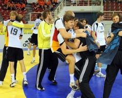 U21-WM: Deutschland nach Handball-Krimi im Finale